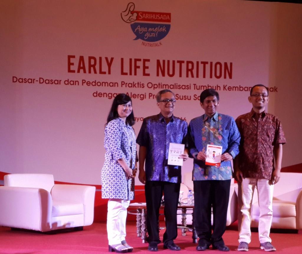 Kartu deteksi alergi, susu protein terhidrolisis parsial, sari husada, nutrisi untuk bangsa
