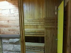 Sauna Ijen Suites