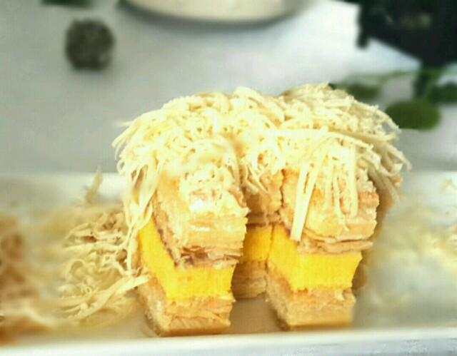 Surabaya Snow Cake Keju