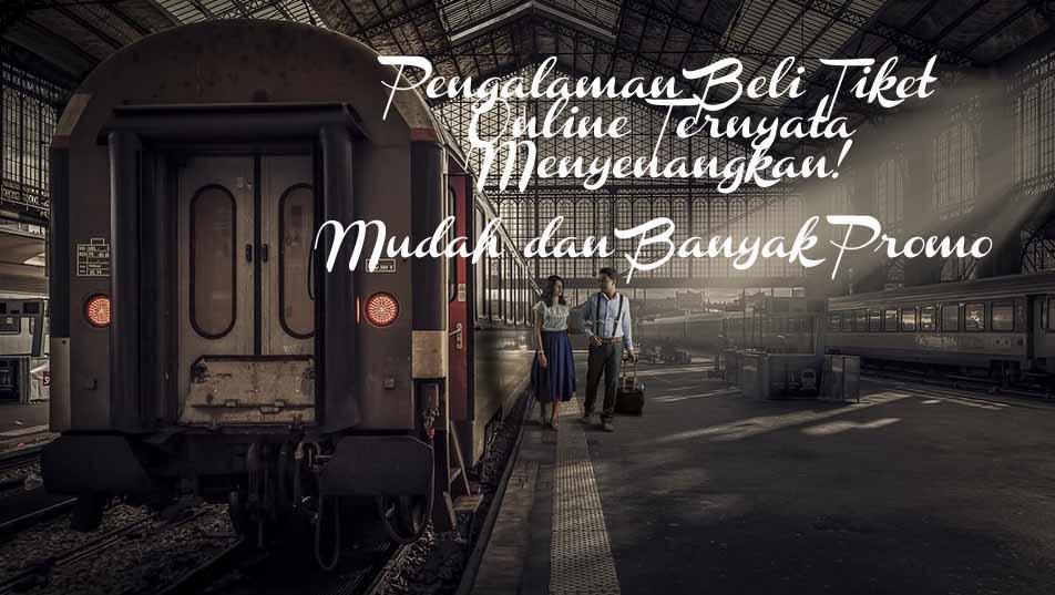 kereta api promo