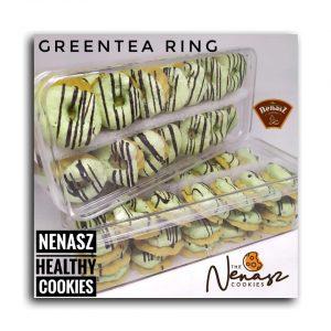 Nenasz Mete Green Tea Ring
