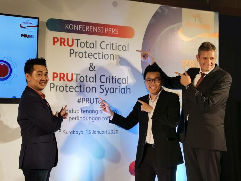 Launching PRUTOP dan PRUTOP SYariah