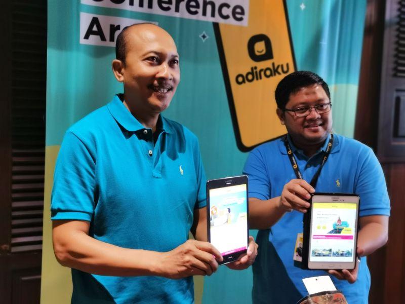 Adiraku apps