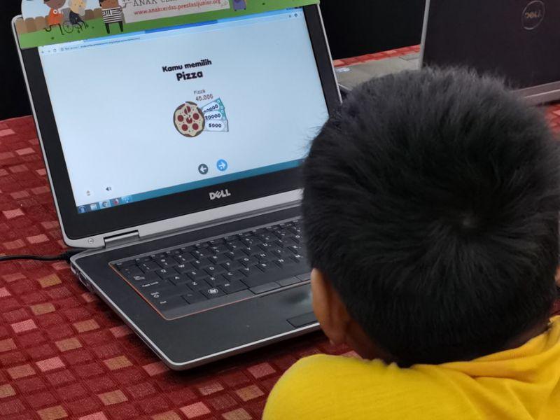 Edutech Anak Cerdas Hsbc