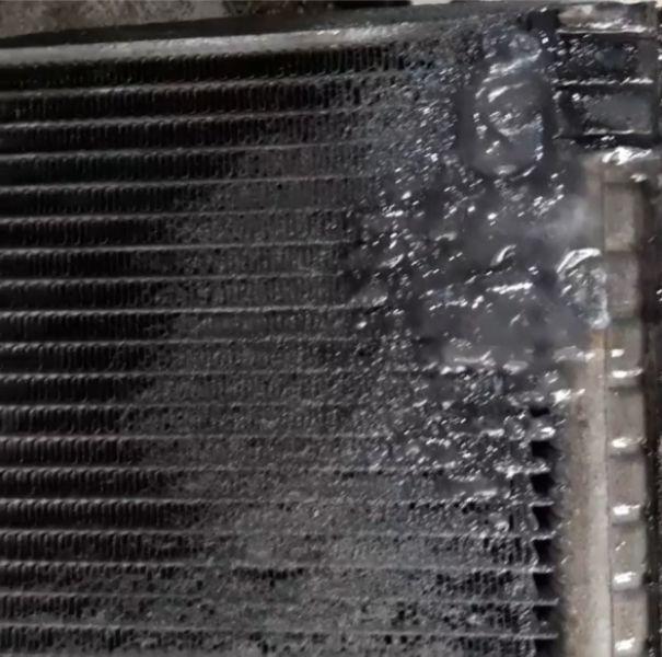 Evaporator ac berlendir
