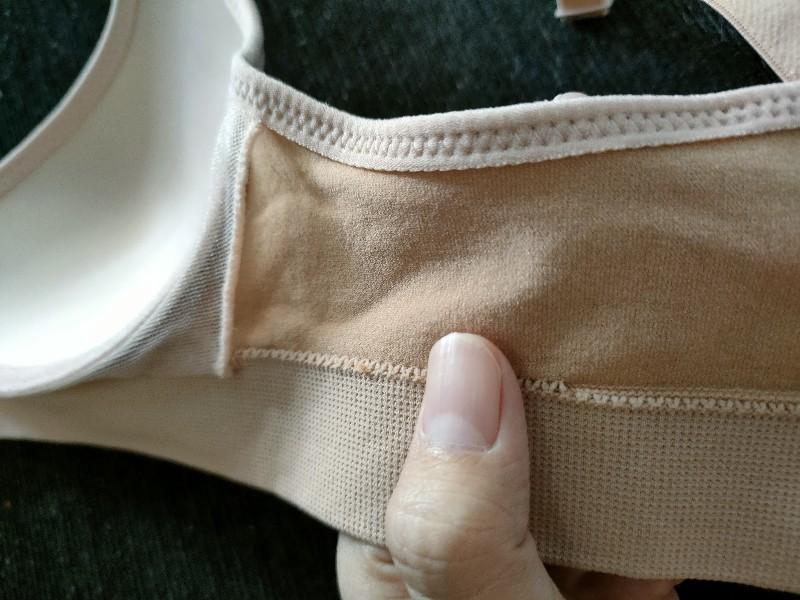 seamless bra