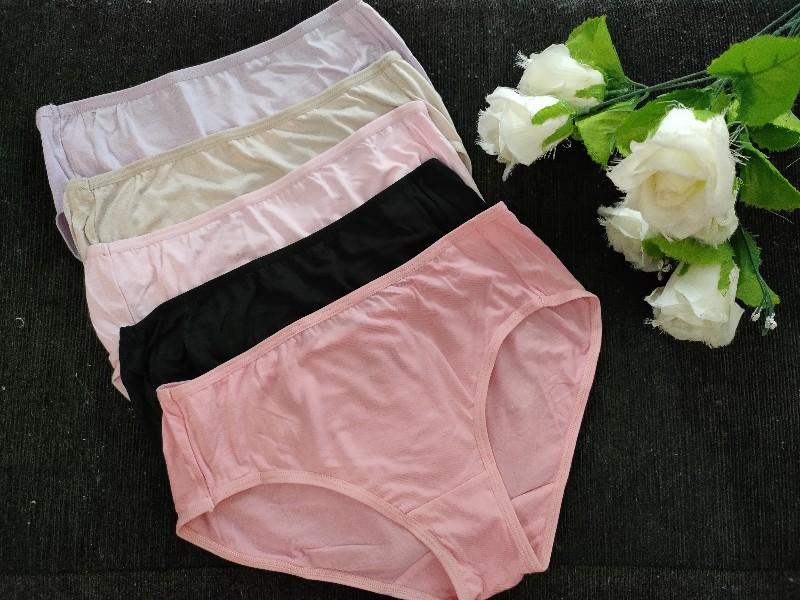 bamboo panty pack